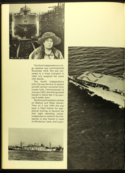 Page 9, 1968 Edition, Independence (CVA 62) - Naval Cruise Book online yearbook collection