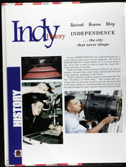 Page 11, 1998 Edition, Independence (CV 62) - Naval Cruise Book online yearbook collection