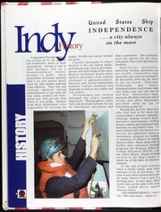Page 13, 1998 Edition, Independence (CV 62) - Naval Cruise Book online yearbook collection