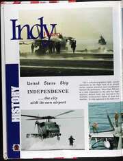 Page 15, 1998 Edition, Independence (CV 62) - Naval Cruise Book online yearbook collection