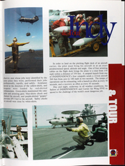 Page 16, 1998 Edition, Independence (CV 62) - Naval Cruise Book online yearbook collection