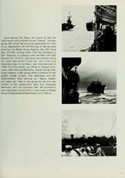 Page 15, 1983 Edition, Ingersoll (DD 990) - Naval Cruise Book online yearbook collection