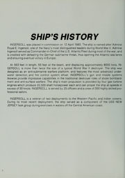 Page 6, 1983 Edition, Ingersoll (DD 990) - Naval Cruise Book online yearbook collection