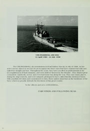 Page 100, 1998 Edition, Ingersoll (DD 990) - Naval Cruise Book online yearbook collection