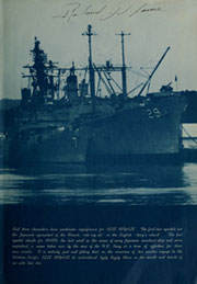 Page 3, 1966 Edition, Isle Royale (AD 29) - Naval Cruise Book online yearbook collection