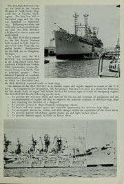Page 9, 1966 Edition, Isle Royale (AD 29) - Naval Cruise Book online yearbook collection