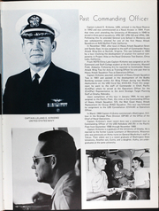 Page 11, 1971 Edition, Iwo Jima (LPH 2) - Naval Cruise Book online yearbook collection