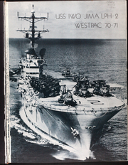 Page 5, 1971 Edition, Iwo Jima (LPH 2) - Naval Cruise Book online yearbook collection