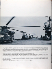Page 8, 1971 Edition, Iwo Jima (LPH 2) - Naval Cruise Book online yearbook collection