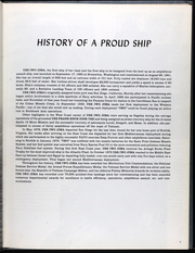 Page 10, 1974 Edition, Iwo Jima (LPH 2) - Naval Cruise Book online yearbook collection