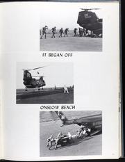 Page 16, 1974 Edition, Iwo Jima (LPH 2) - Naval Cruise Book online yearbook collection