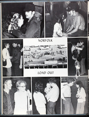 Page 17, 1974 Edition, Iwo Jima (LPH 2) - Naval Cruise Book online yearbook collection