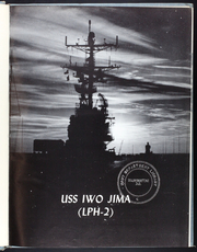 Page 5, 1974 Edition, Iwo Jima (LPH 2) - Naval Cruise Book online yearbook collection
