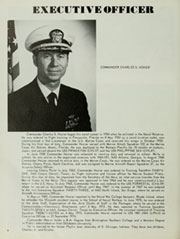 Page 10, 1975 Edition, Iwo Jima (LPH 2) - Naval Cruise Book online yearbook collection