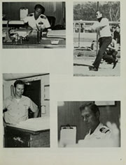 Page 11, 1975 Edition, Iwo Jima (LPH 2) - Naval Cruise Book online yearbook collection