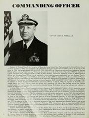 Page 8, 1975 Edition, Iwo Jima (LPH 2) - Naval Cruise Book online yearbook collection