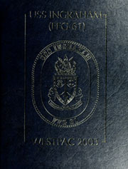 2003 Edition, Ingraham (DD 694) - Naval Cruise Book