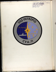 Page 2, 1959 Edition, Intrepid (CVS 11) - Naval Cruise Book online yearbook collection