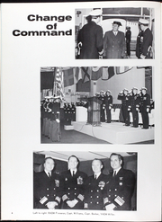 Page 11, 1973 Edition, Intrepid (CVS 11) - Naval Cruise Book online yearbook collection