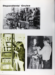 Page 17, 1973 Edition, Intrepid (CVS 11) - Naval Cruise Book online yearbook collection