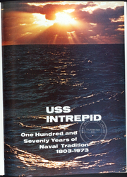Page 6, 1973 Edition, Intrepid (CVS 11) - Naval Cruise Book online yearbook collection