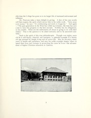 Page 11, 1901 Edition, Colorado College - Nugget Yearbook (Colorado Springs, CO) online yearbook collection