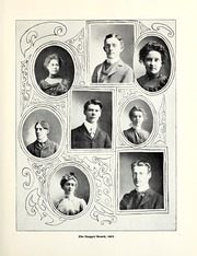 Page 13, 1901 Edition, Colorado College - Nugget Yearbook (Colorado Springs, CO) online yearbook collection