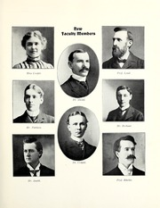 Page 17, 1901 Edition, Colorado College - Nugget Yearbook (Colorado Springs, CO) online yearbook collection
