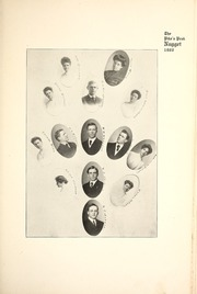Page 13, 1907 Edition, Colorado College - Nugget Yearbook (Colorado Springs, CO) online yearbook collection