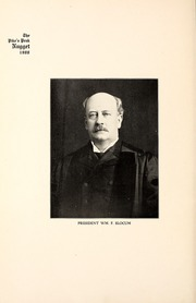 Page 16, 1907 Edition, Colorado College - Nugget Yearbook (Colorado Springs, CO) online yearbook collection