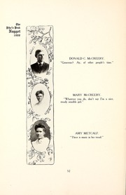 Page 56, 1907 Edition, Colorado College - Nugget Yearbook (Colorado Springs, CO) online yearbook collection