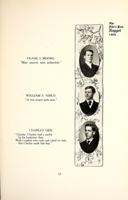 Page 57, 1907 Edition, Colorado College - Nugget Yearbook (Colorado Springs, CO) online yearbook collection