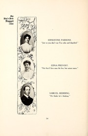 Page 58, 1907 Edition, Colorado College - Nugget Yearbook (Colorado Springs, CO) online yearbook collection