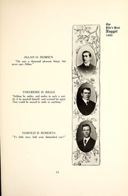 Page 59, 1907 Edition, Colorado College - Nugget Yearbook (Colorado Springs, CO) online yearbook collection