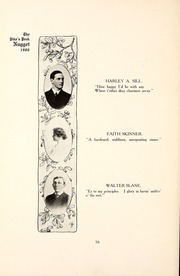 Page 60, 1907 Edition, Colorado College - Nugget Yearbook (Colorado Springs, CO) online yearbook collection