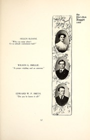 Page 61, 1907 Edition, Colorado College - Nugget Yearbook (Colorado Springs, CO) online yearbook collection