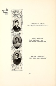 Page 62, 1907 Edition, Colorado College - Nugget Yearbook (Colorado Springs, CO) online yearbook collection