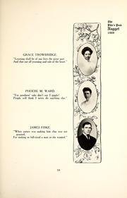 Page 63, 1907 Edition, Colorado College - Nugget Yearbook (Colorado Springs, CO) online yearbook collection