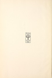 Page 10, 1908 Edition, Colorado College - Nugget Yearbook (Colorado Springs, CO) online yearbook collection