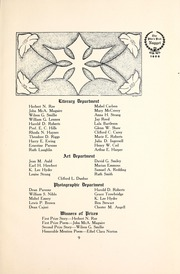Page 15, 1908 Edition, Colorado College - Nugget Yearbook (Colorado Springs, CO) online yearbook collection