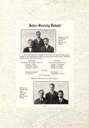 Page 54, 1912 Edition, Colorado College - Nugget Yearbook (Colorado Springs, CO) online yearbook collection