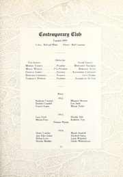 Page 63, 1912 Edition, Colorado College - Nugget Yearbook (Colorado Springs, CO) online yearbook collection