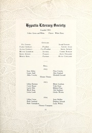 Page 65, 1912 Edition, Colorado College - Nugget Yearbook (Colorado Springs, CO) online yearbook collection