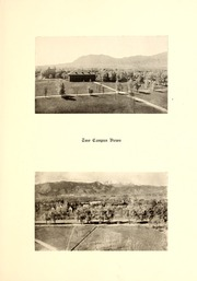 Page 17, 1913 Edition, Colorado College - Nugget Yearbook (Colorado Springs, CO) online yearbook collection
