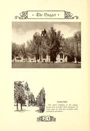 Page 16, 1923 Edition, Colorado College - Nugget Yearbook (Colorado Springs, CO) online yearbook collection