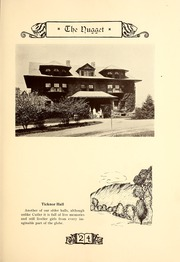 Page 17, 1923 Edition, Colorado College - Nugget Yearbook (Colorado Springs, CO) online yearbook collection