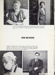 Page 17, 1940 Edition, Colorado College - Nugget Yearbook (Colorado Springs, CO) online yearbook collection