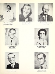 Page 13, 1954 Edition, Colorado College - Nugget Yearbook (Colorado Springs, CO) online yearbook collection