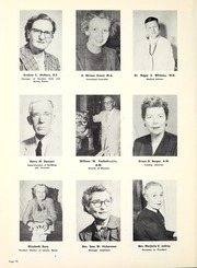 Page 14, 1954 Edition, Colorado College - Nugget Yearbook (Colorado Springs, CO) online yearbook collection