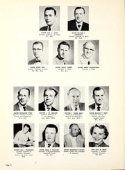 Page 16, 1954 Edition, Colorado College - Nugget Yearbook (Colorado Springs, CO) online yearbook collection